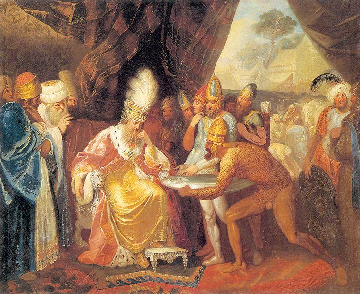 تسخیر سرزمین سکاها توسط داریوش بزرگ
