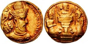 شاپور سوم ساسانی