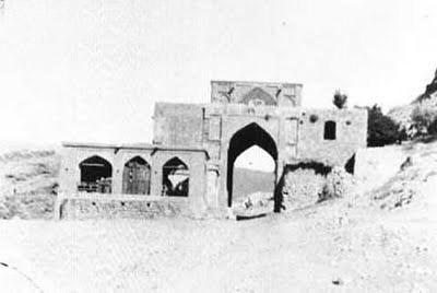 عکس های قدیمی دروازه قرآن