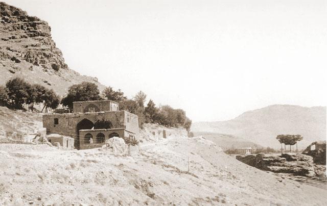قدیمی ترین عکس های دروازه قرآن شیراز