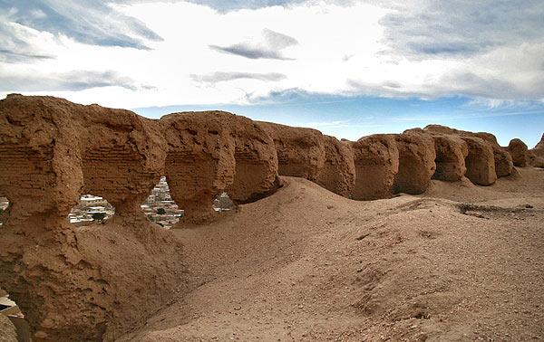 قلعه اردشیر کرمان