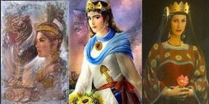 زنان بزرگ ایران باستان