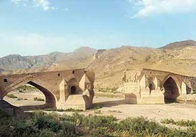 پل های تاریخی ایران