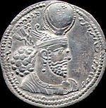 Sassanid_Bahram_II