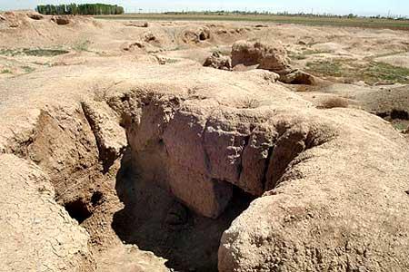 تپه زاغه-قزوین