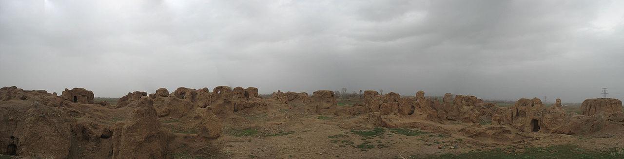 پایتخت خوارزمشاهیان بعد از حمله مغولها