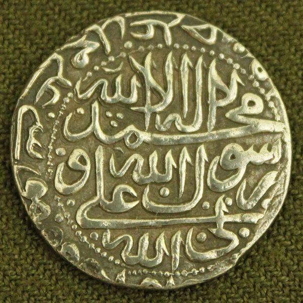 سکه های صفویان-سکه شاه عباس سوم