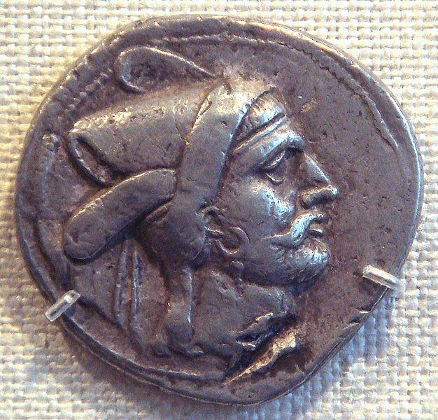سکه های سلوکیان-سکه بگاداتس اول