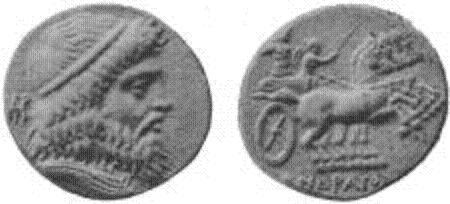 سکه های سلوکیان-سکه آندروگوراس