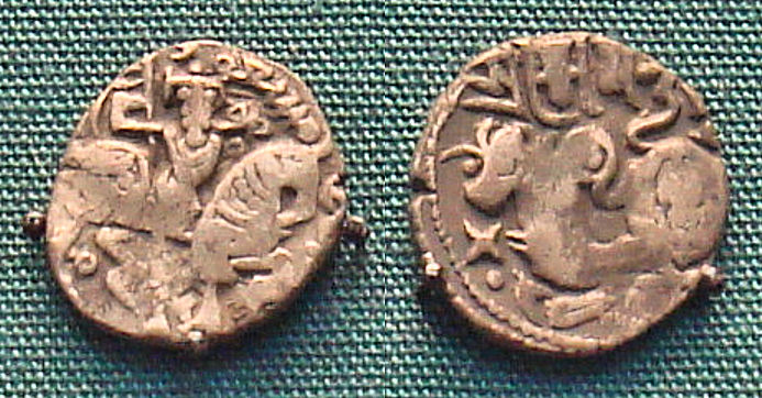 سکه های غزنویان-سکه مسعود غزنوی
