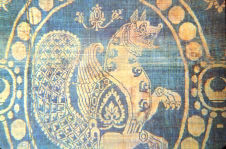 سیمرغ عهد ساسانی