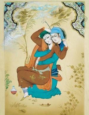 عشق در ادبیات فارسی