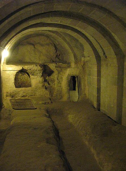 درینکویو شگفت انگیز شهر زیرزمینی