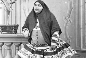 1qajar-woman